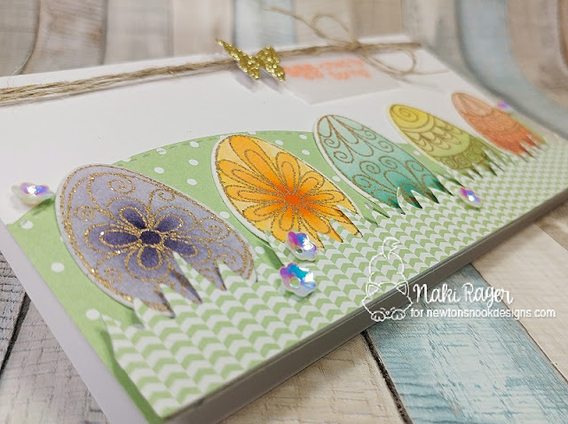 Newton's Nook Designs Beautiful Spring Set - Naki Rager
