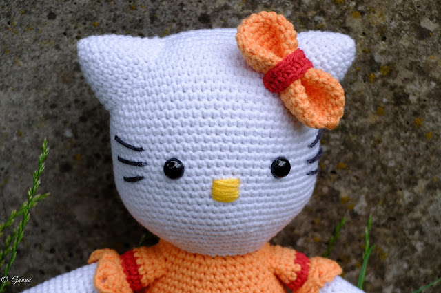 hello kitty crohet