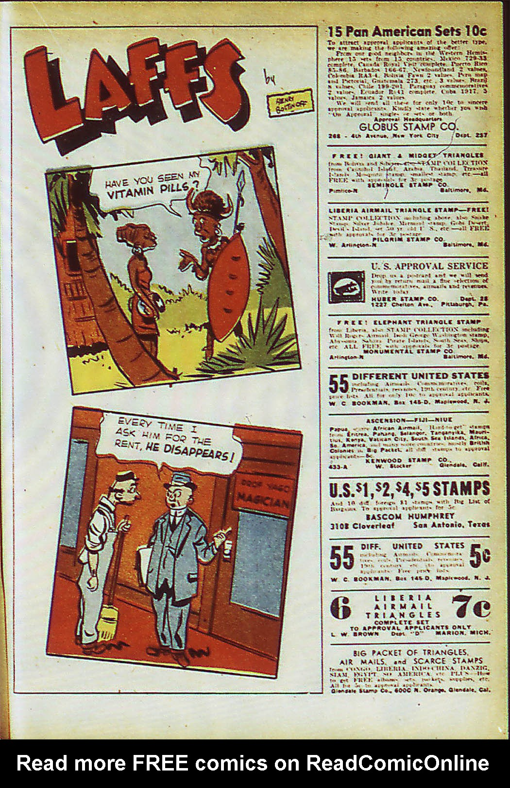 Read online Action Comics (1938) comic -  Issue #41 - 38