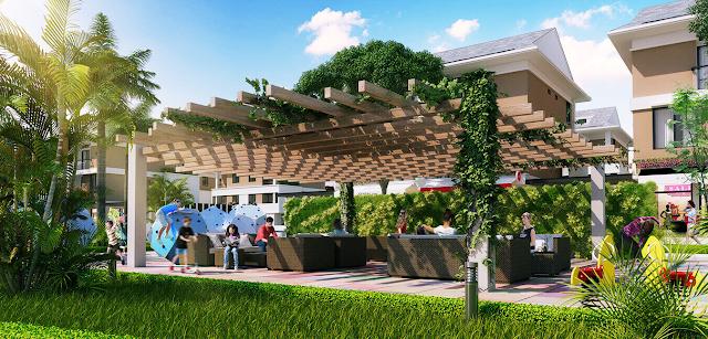 Tận hưởng cuộc sống xanh tại An Khang Villa