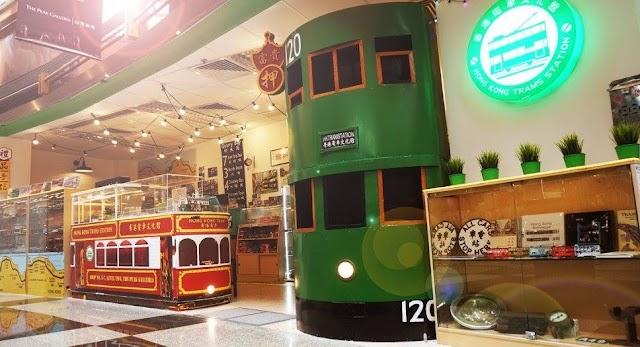 【鐵路迷必去】山頂好去處 香港電車文化館