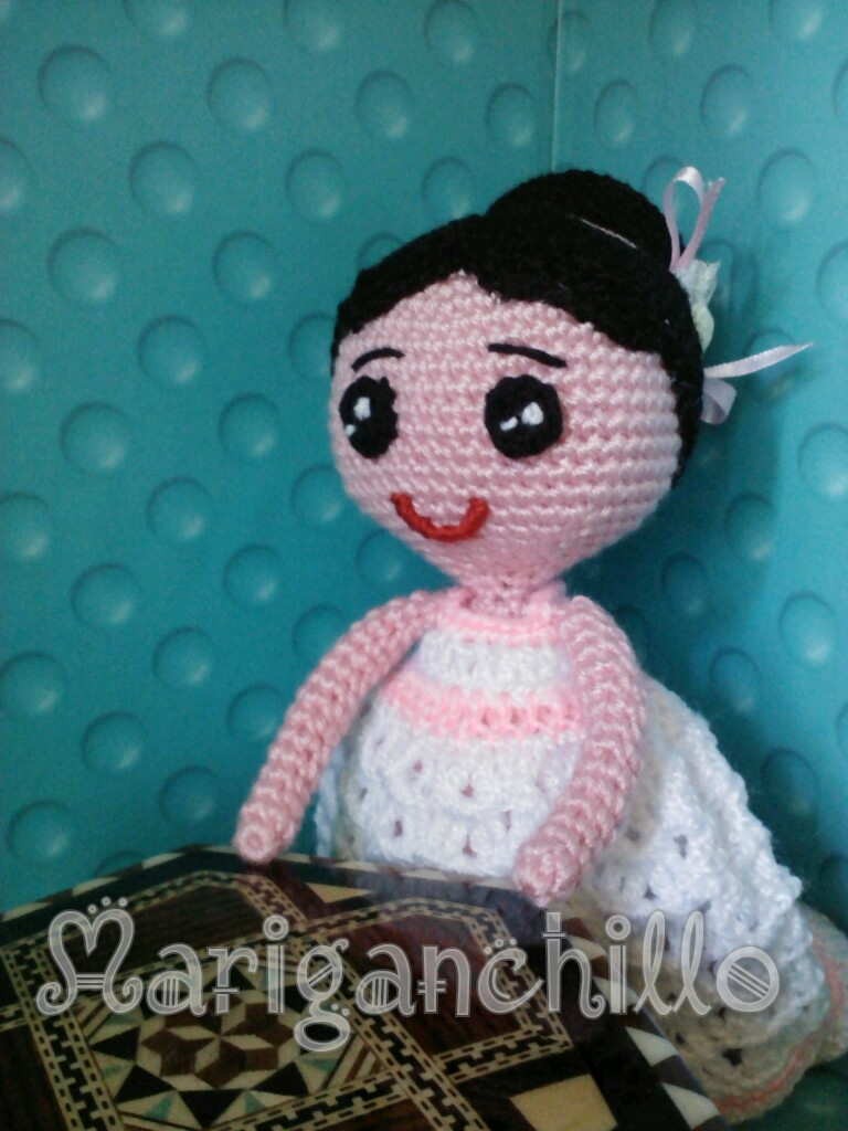 Lujoso Patrones De Muñecas De Crochet Libre Cama Composición - Ideas ...