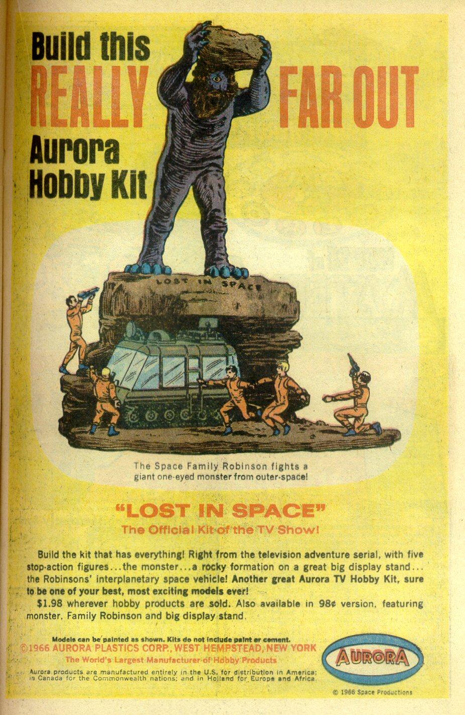 Strange Adventures (1950) issue 198 - Page 21