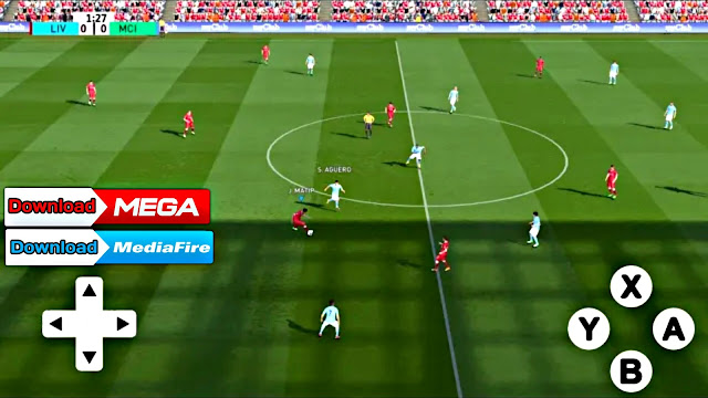 Download PES 2019 Android Offline New Commentary Best Graphics