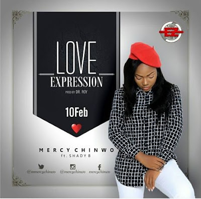 Mercy Chinwo - Love Expession Lyrics