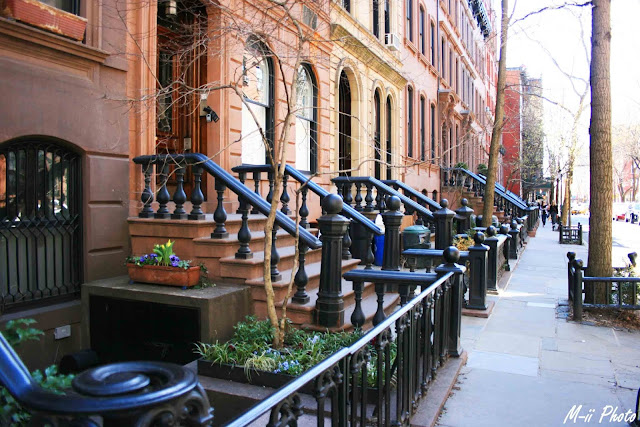 My Travel Background : Une semaine à New York : Greenwich Village