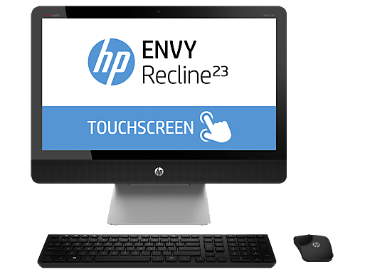 HP ENVY Recline 23