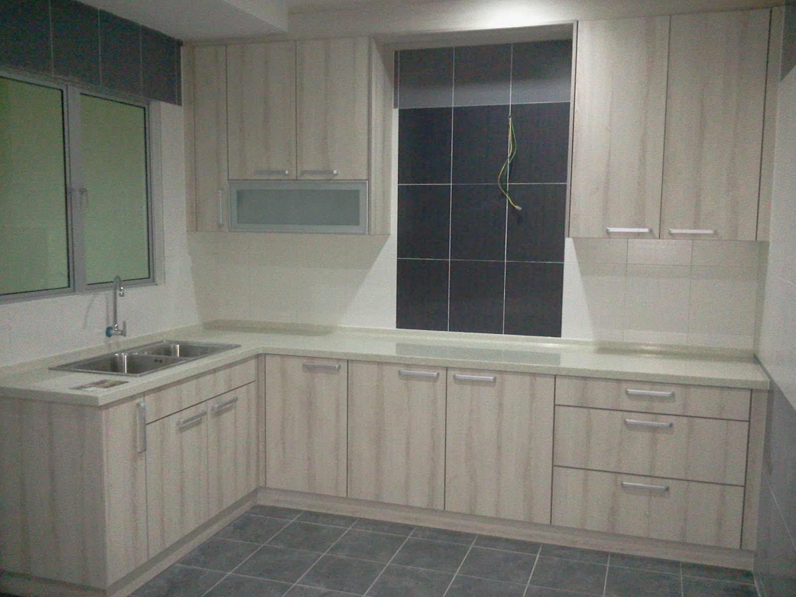 mY jOurNey  Design Dapur Idaman