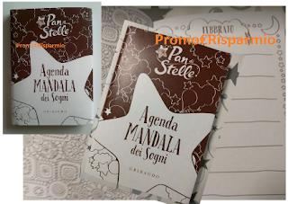 Logo Agende Mandala Pan di Stelle in consegna :richiedila anche tu
