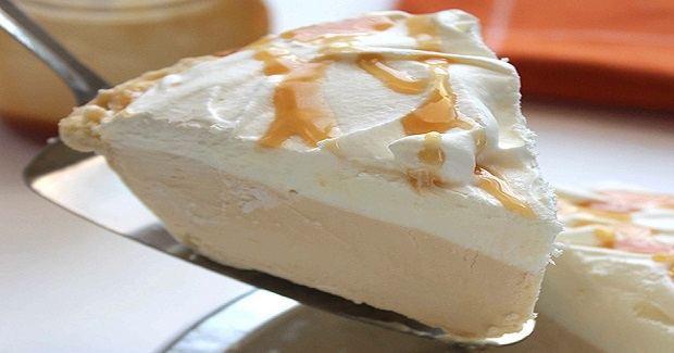Easy Caramel Pie Recipe