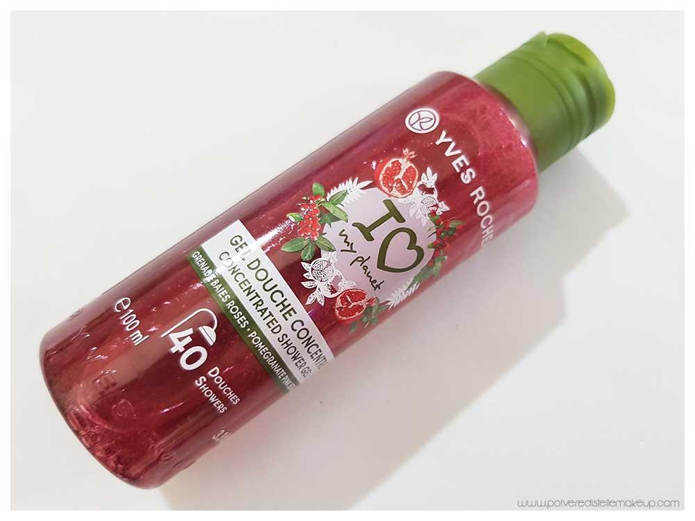 I love my planet yves rocher shampoo e gel doccia - Bagno doccia yves rocher ...