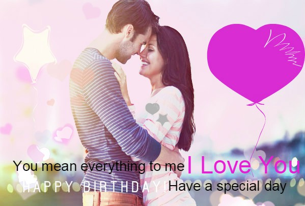 Cute birthday wishes for your girlfriend wonderfullist happy birthday baby i promise to make your day as special as you are to me and i promise to make your year even more special m4hsunfo Image collections