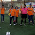 Saat Penguasa  Budel Pailit Bermain Futsal