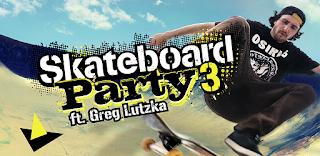 لعبة Skateboard Party 3 PRO مدفوعة مجانا - مهكرة اموال غير محدودة! للاندرويد
