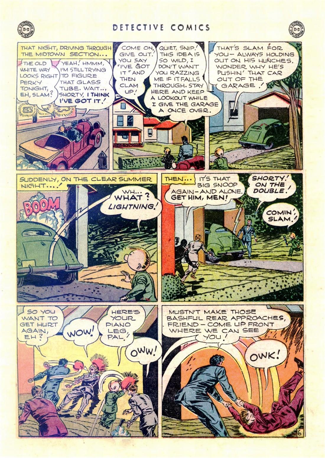 Read online Detective Comics (1937) comic -  Issue #103 - 21