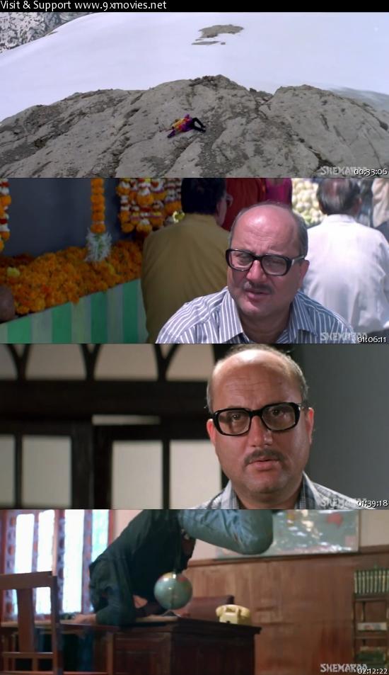 Salaakhen 1998 Hindi 480p HDRip