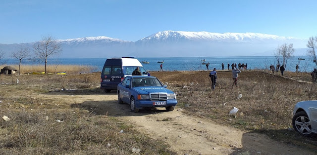 Albanian fisherman drowned in Pogradec Lake