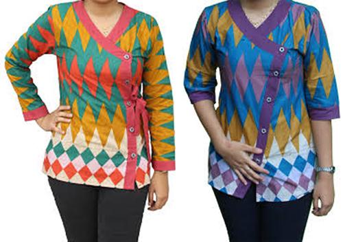 contoh model baju rangrang
