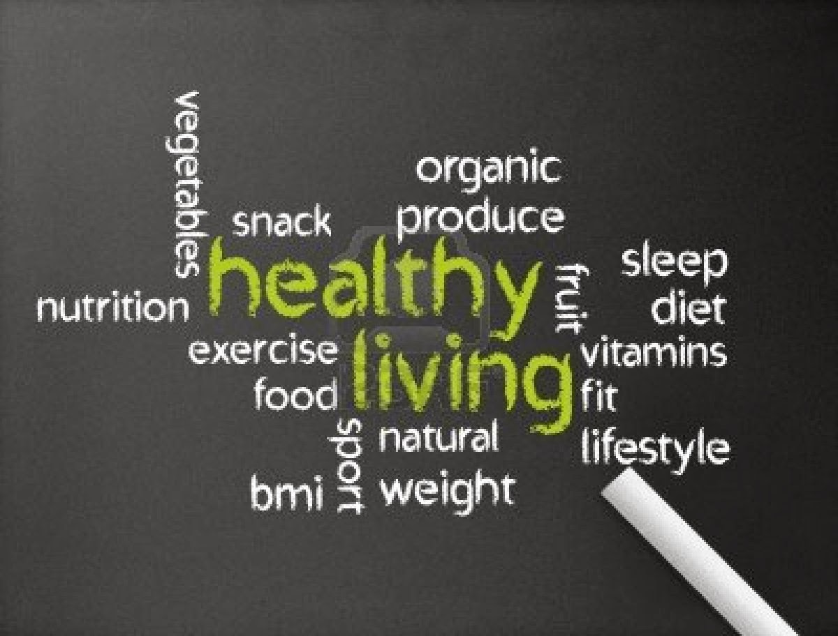 I am CpMooN ♥: Living towards a Healthy Lifestyle - even ...