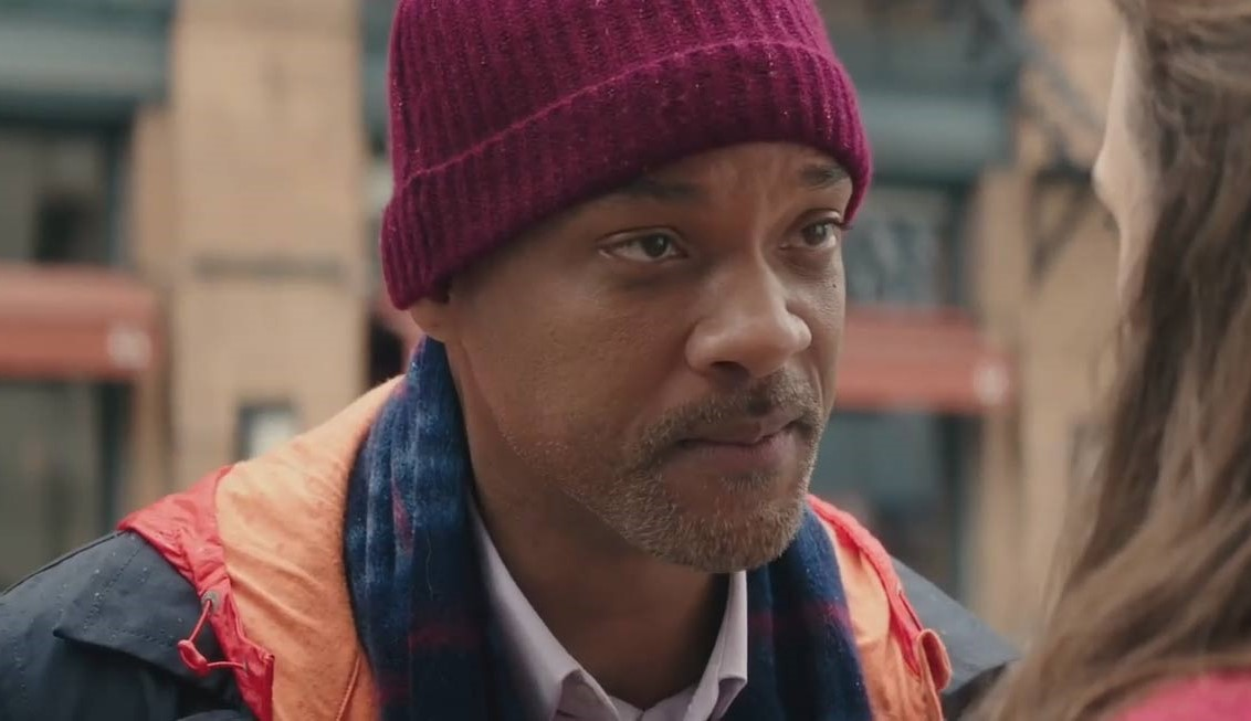 "Will Smith confronta o amor, morte & tempo no 2º trailer do drama ""Beleza Oculta"""