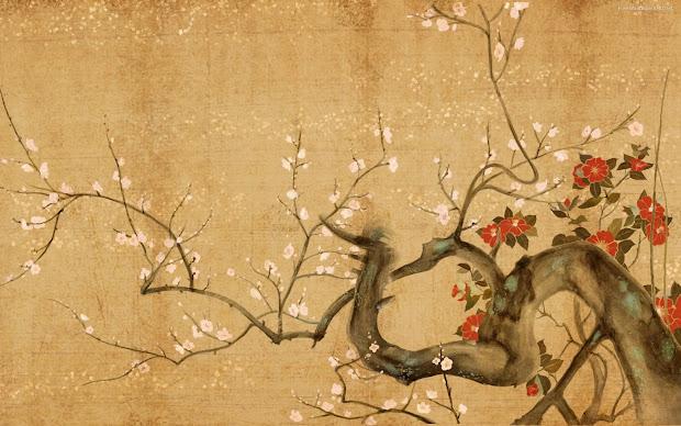Wallpapers Asian Art Wallpaper