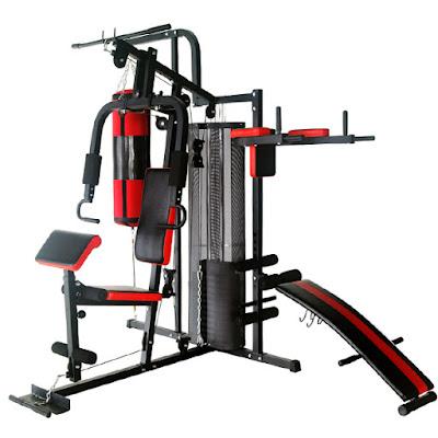 giàn tạ đa năng cao cấp cho phòng gym