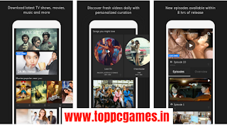 Download and watch movies for free using Viu Apk App