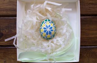 صور بيض ملون فى شم النسيم