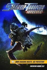 Chiến Binh Vũ Trụ: Cuộc Xâm Lăng - Starship Troopers: Invasion (2012)