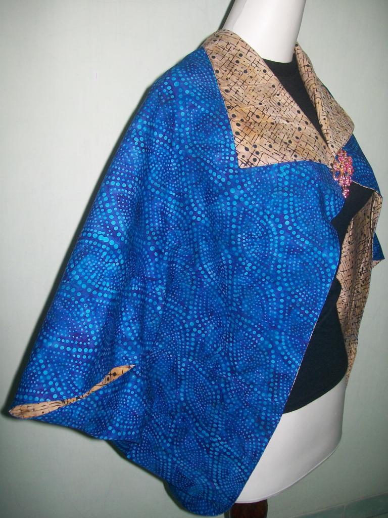 Baju Bolero Batik Model 2012 Bisa Grosir Bl027