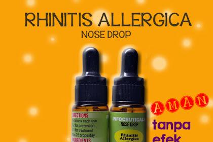 Infoceuticals Rhinitis Alergi Ini Hanya Ada Di Kota Harapan Indah