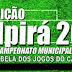 Vem aí a 29ª Edição do Campeonato Municipal de Futebol de Ipirá