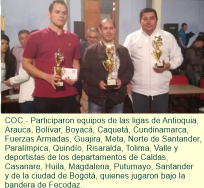 Finalizó el torneo Nacional Amateur de Ajedrez