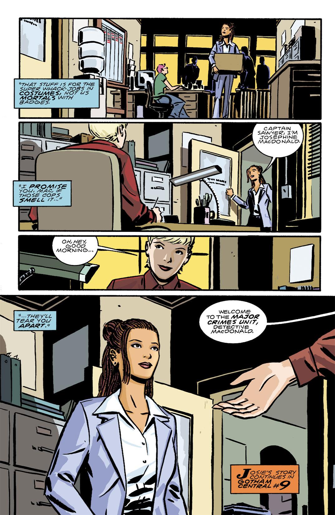 Detective Comics (1937) 784 Page 30