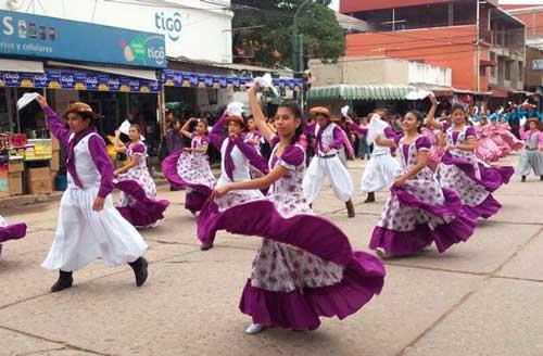 Población acudió masivamente a fiesta patronal de San Pedro en Yacuiba