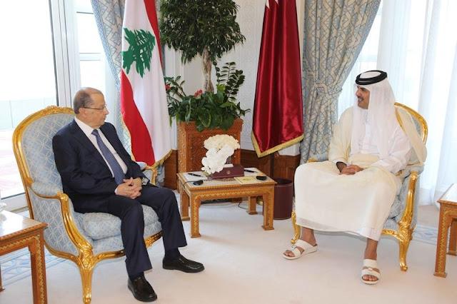 لبنان-قطر-رشوة