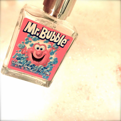 Mr. Bubble Cologne Spray by the Demeter