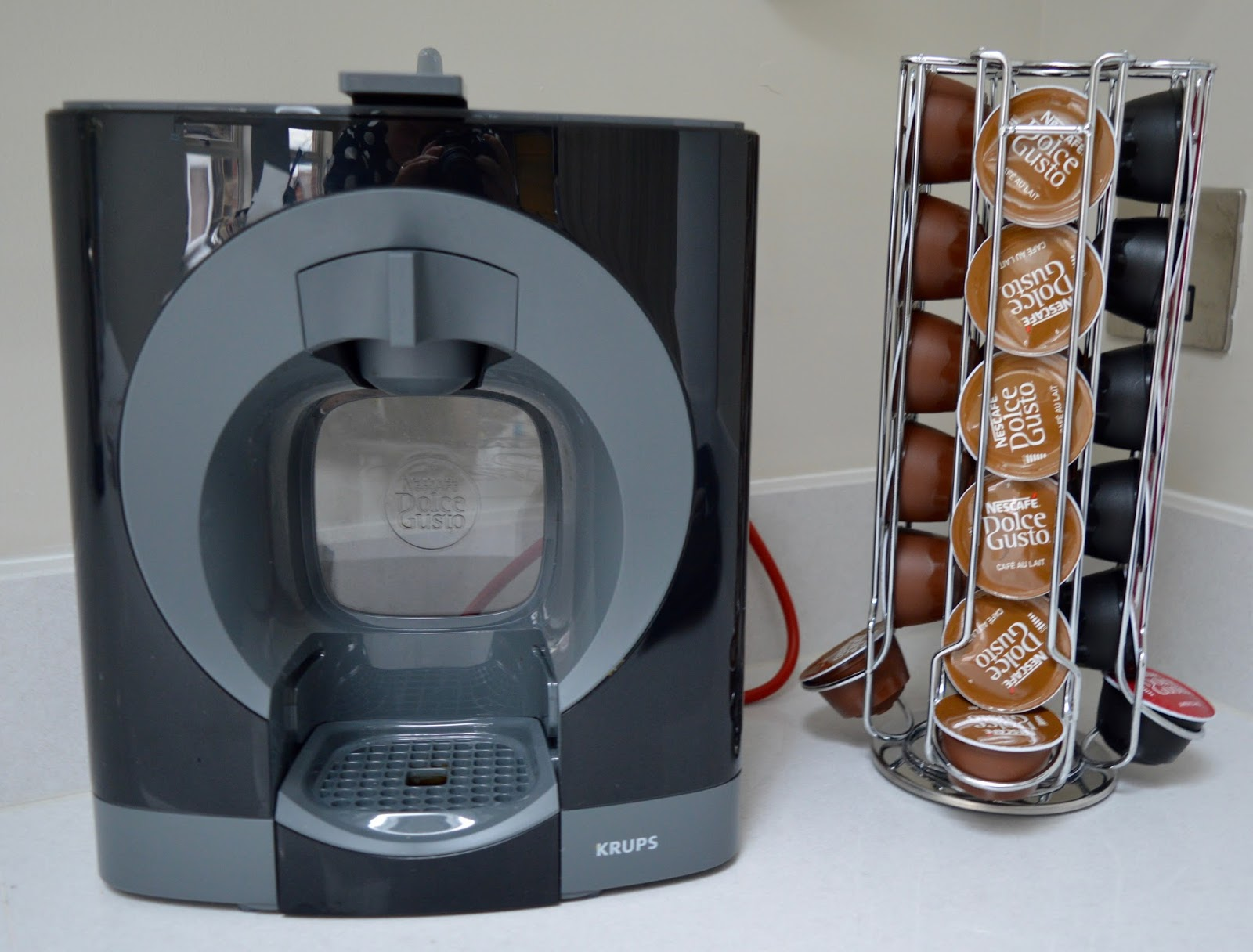 48 Hours in Harrogate with Kids | Harrogate Serviced Apartments Review - coffee machine