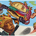 """Peter Saul, """"Fake News"""" at Mary Boone Gallery"""