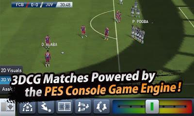 PES Club Manager Mod APK1