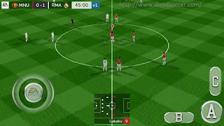 Download FTS MOD FIFA 18 ULTIMATE By Iqbal Apk + Data Obb