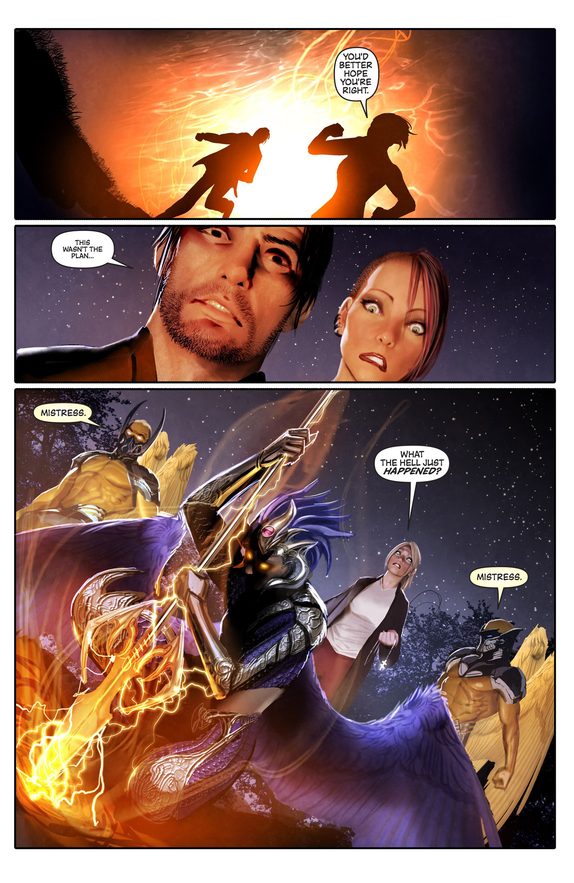 Read online Artifacts comic -  Issue #18 - 4