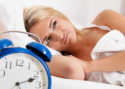 Mất ngủ có thể làm suy yếu thận.
