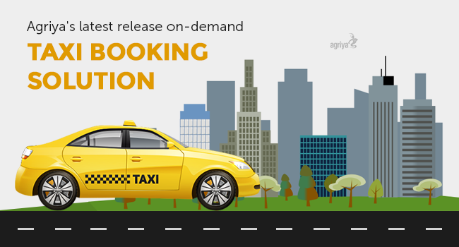 Taxi Booking Solution from Agriya