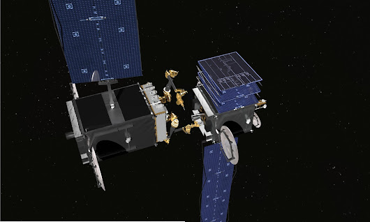 Look Ma! No Canadarms!!! MDA & Orbital ATK Battle for US On-Orbit Satellite Servicing Contracts