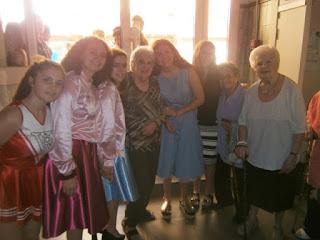 Assistència a la representació de Grease