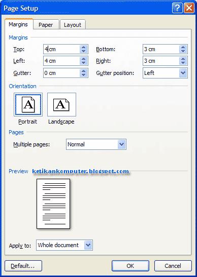 cara menyisipkan clipart pada microsoft word 2007 - photo #35