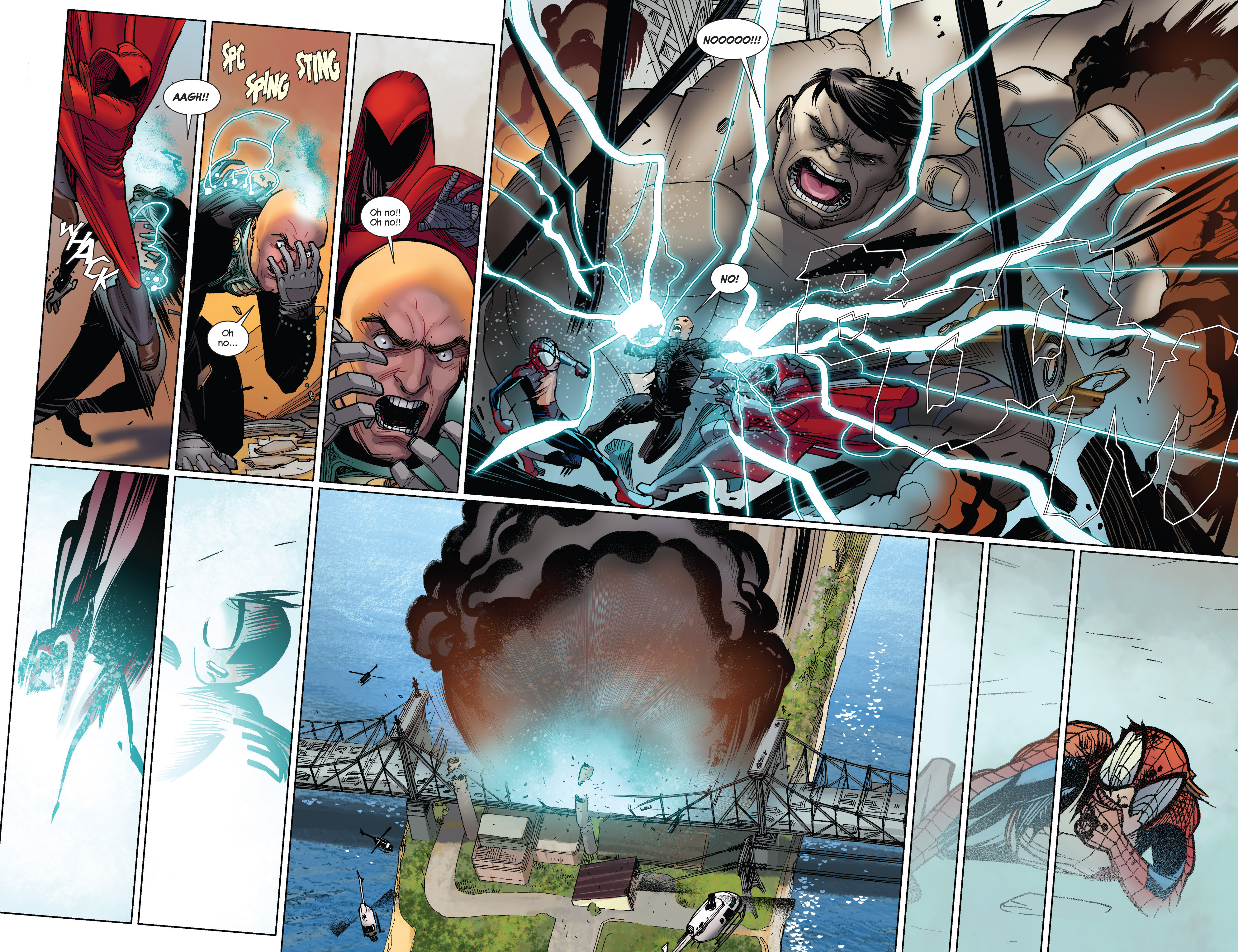 Read online Ultimate Spider-Man (2009) comic -  Issue #5 - 8