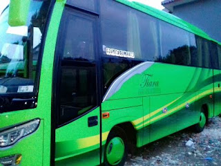 Sewa Bus Pariwisata Medium, Sewa Bus Medium
