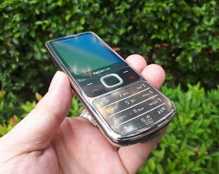 Nokia 6700 Classic Jadul Metal Phone Mulus Kolektor Item